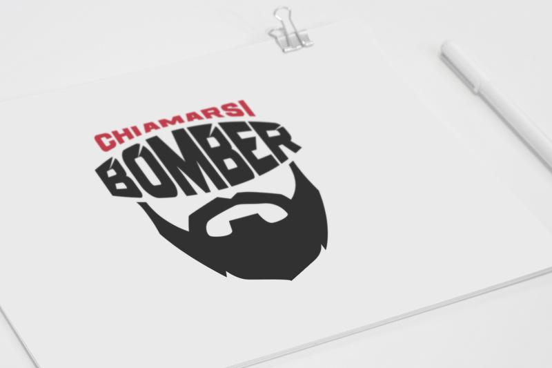 Restyling logo Chiamarsi Bomber
