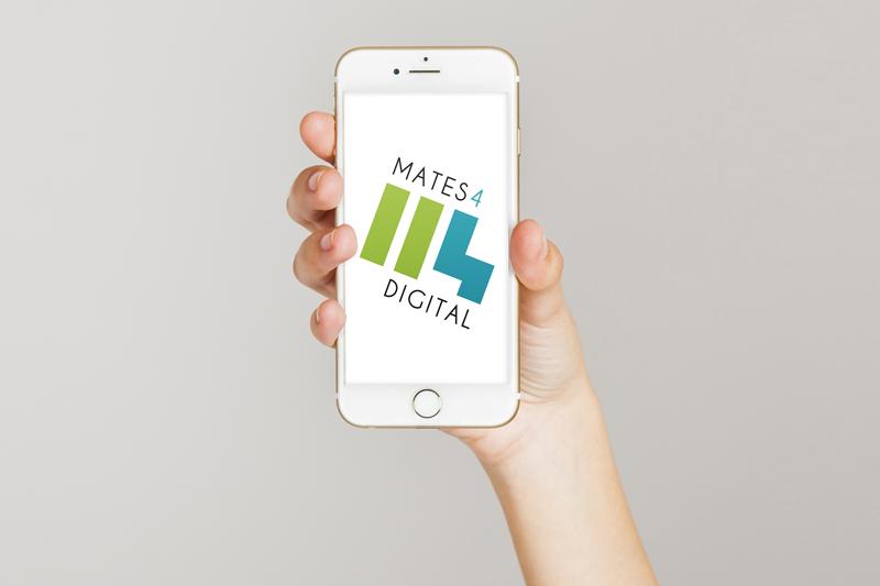 Logo Mates4digital